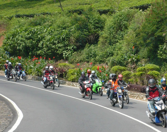 Info dan tips perjalanan Jakarta - Puncak (via motor)