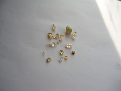Prospecting Pays Off: Diamonds I Have Found