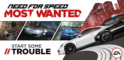 Need for Speed Most Wanted v1.0.2 for android Full APK+DATA