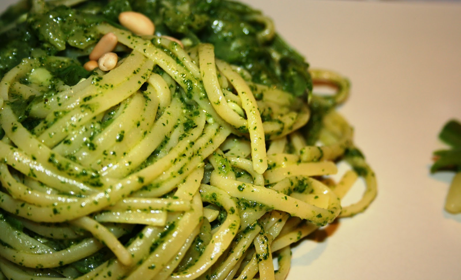 Pesto Genovese Recipe — Dishmaps