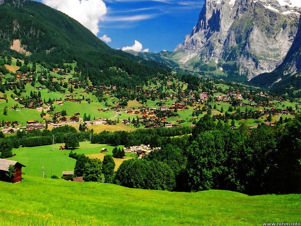 Beaitiful Country Switzerland Wallpaper Pack 2