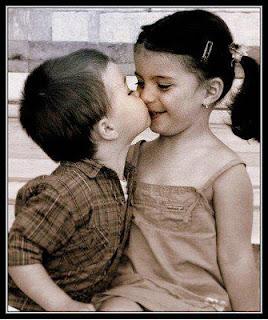 foto anak lucu yang ini adalah sepasang anak-anak laki dan perempuan ...