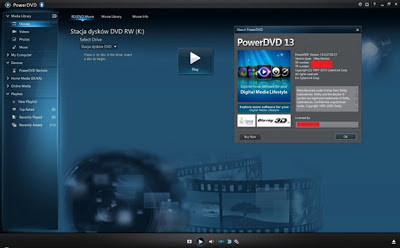 CyberLink PowerDVD Ultra Free With Crack Patch Download