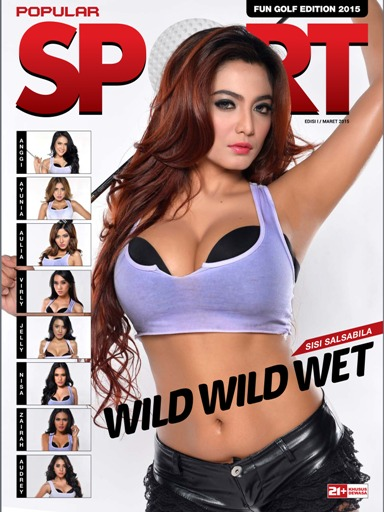 Download Majalah Popular Sport Edisi 01 Maret 2015 - Sisi Salsabila | www.insight-zone.com