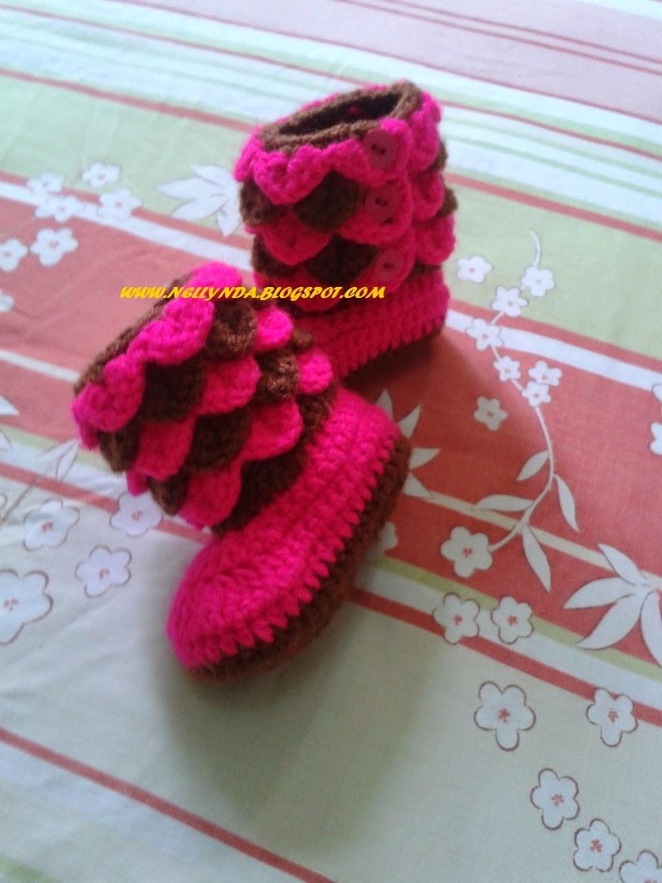 Contemporáneo Los Patrones De Crochet Libre De Cocodrilo Festooning ...