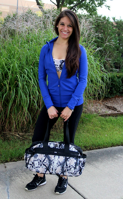 Sapphire Daily Practice Jacket