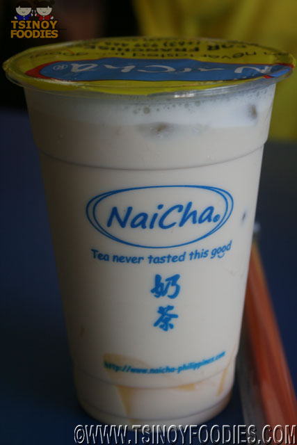 naicha oolong