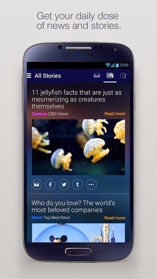 Yahoo Mail App Apk