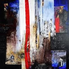 Divine extase - 80 x 80 cm - 2018
