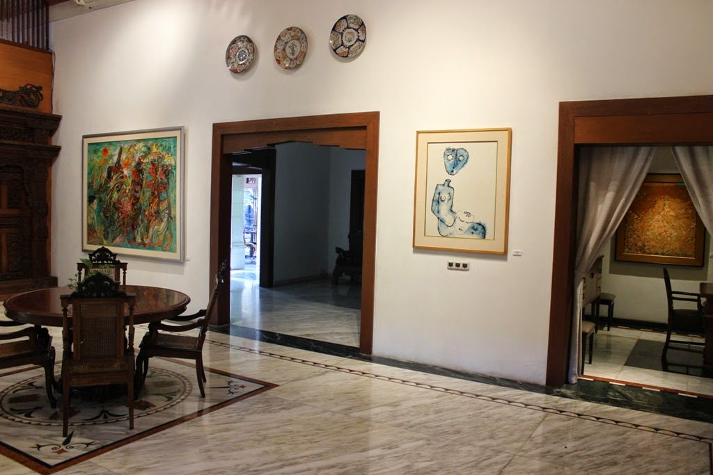 3 PEMELUK TEGUH PAINTING EXHIBITIONS