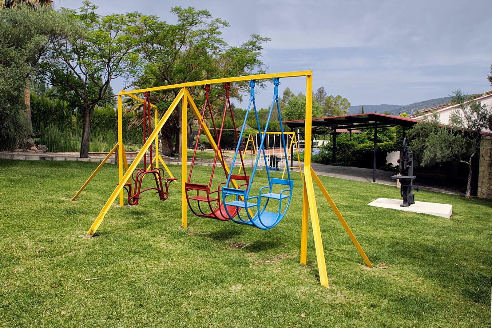 Casa luisa ronda parque infantil - Parque infantil casa ...