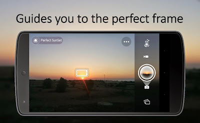 تطبيق ذكي يجعل منك محترفا في التصوير عبر إقتراح أحسن وضعية لإلتقاط الصورة