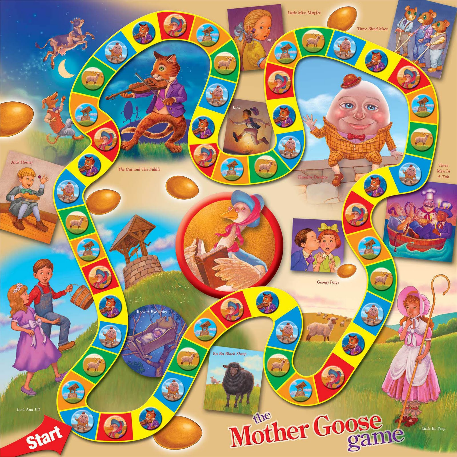 mother board game