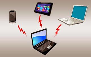 Cara Membuat Wifi Dengan Modem Tanpa Software