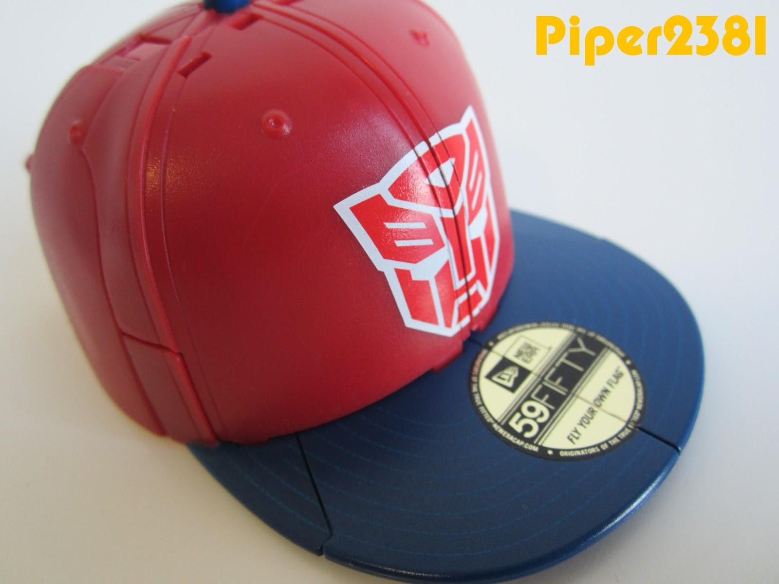 Piper2381  Transformers New Era Cap Bot 70c955f4ef7b