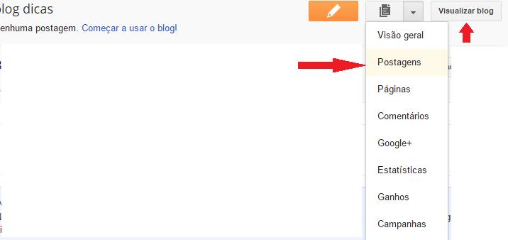fazer-login-blogger