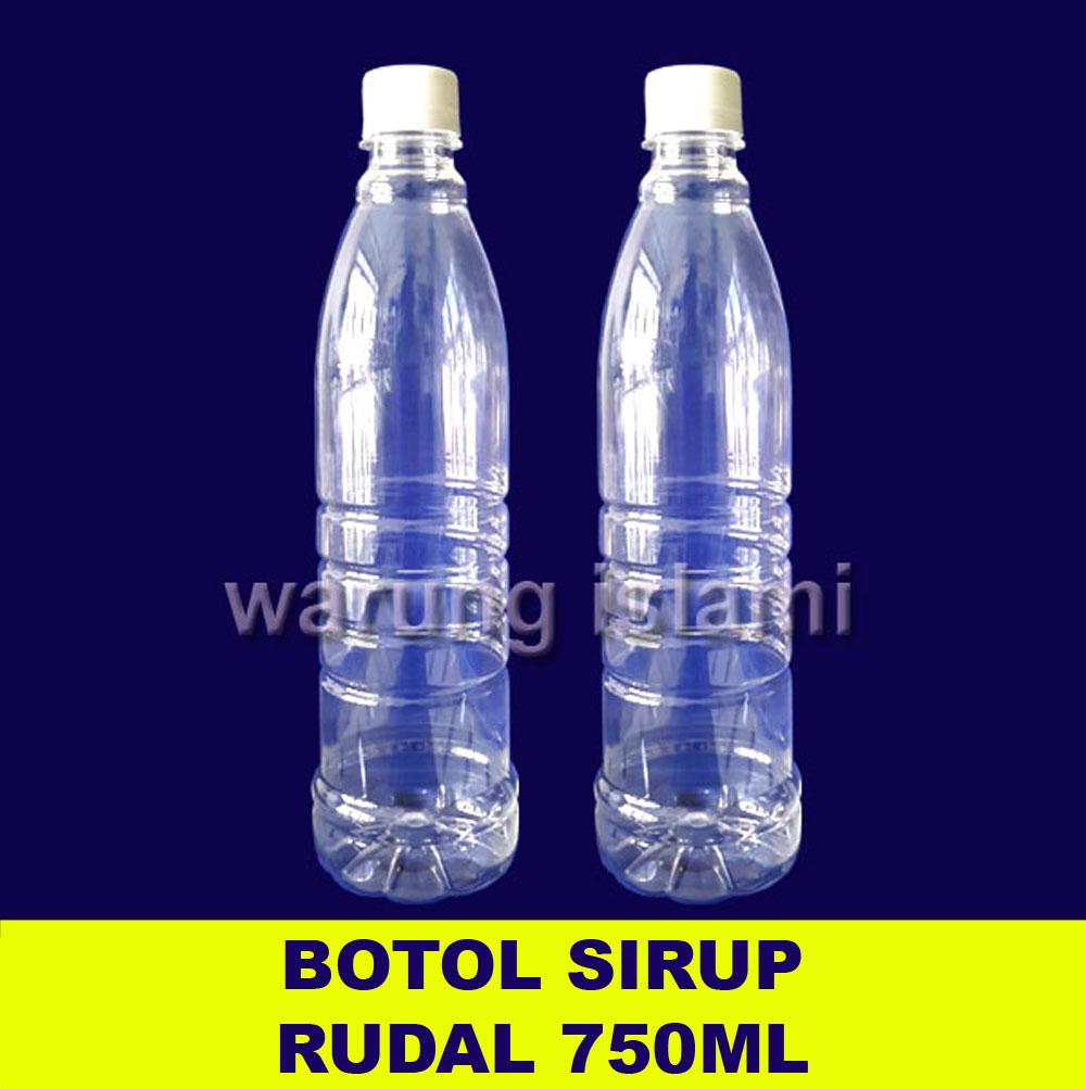 Botol Sirup Rudal Ml Dengan Tutup Soda Warung Islami Bogor