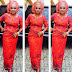 Actress Iyabo Ojo Rocks Beautiful Aso Ebi Style