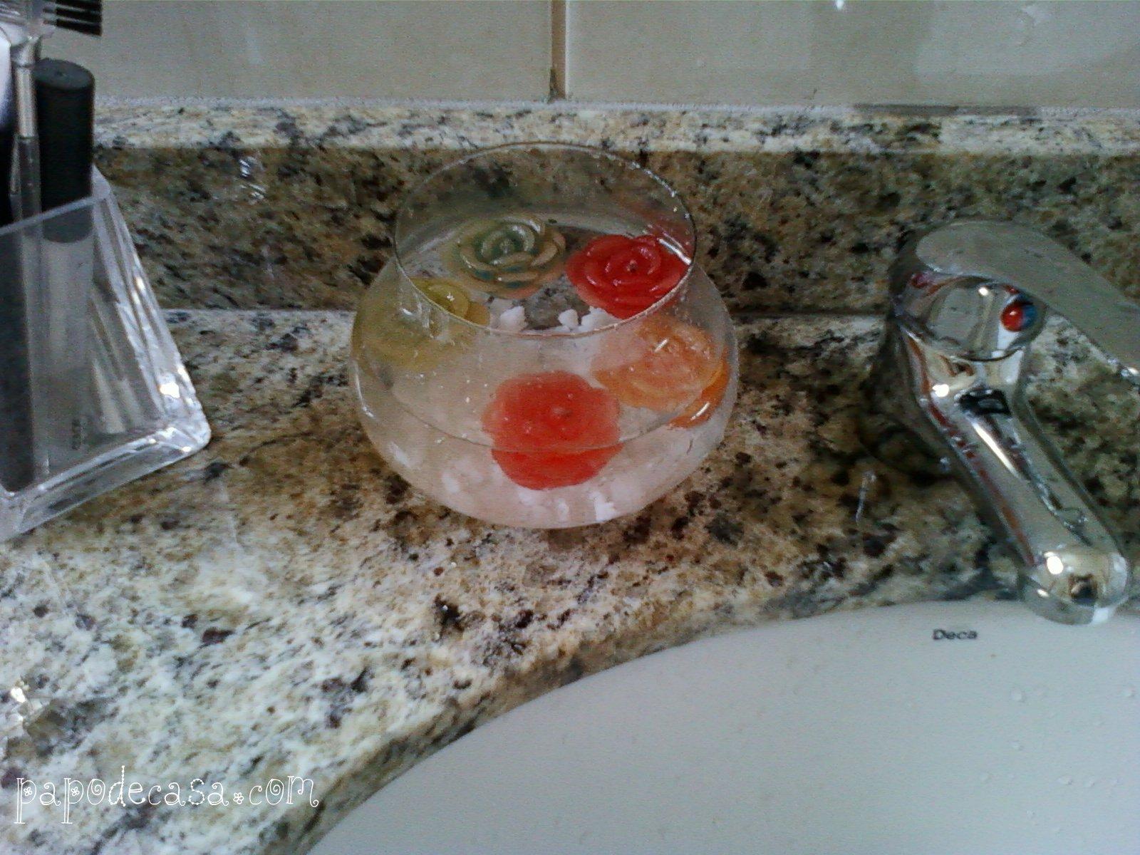 Papo de Casa: Aromatizante de banheiro prático bonito e barato! #713F2E 1600 1200