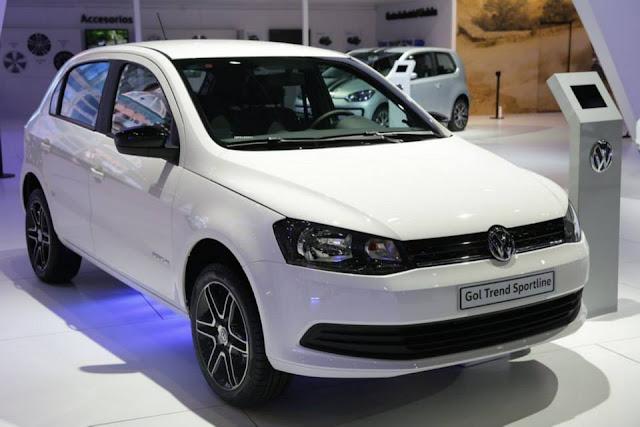VW Gol G6 2016 Sportline