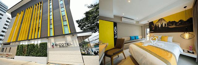 Bizotel Place Bangkok 曼谷比左特爾酒店
