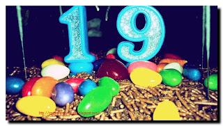 Bon anniversaire Pour tes 19 ans mon fils . . .
