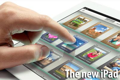 Semua tentang The New iPad
