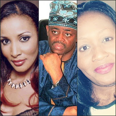 Why Bianca Ojukwu insists she hasn't met Femi Kayode -Kemi Olunloyo writes again….