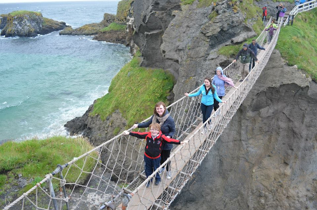 Day Trip to Giants Causeway & Carrick-a-rede