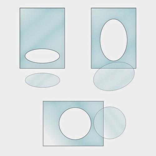 Набор насадок-диффузеров для тиснения Embossing Diffuser 3PK, Set #1, арт.657945