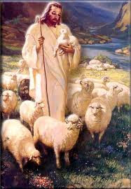 JESUS NUESTRO BUEN PASTOR.