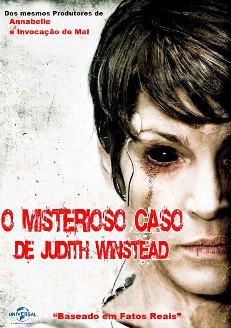 O Misterioso Caso de Judith Winstead Torrent - Blu-ray Rip 720p Dublado (2015)