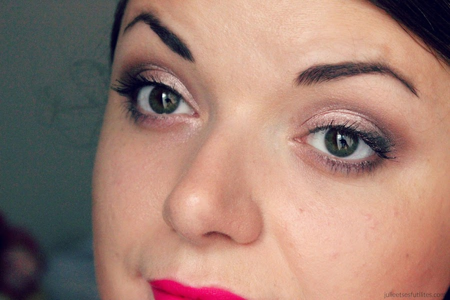 LE MAKEUP | 2 makeup 1 palette spécial le Grand Chateau de Too Faced ! julieetsesfutilites.com