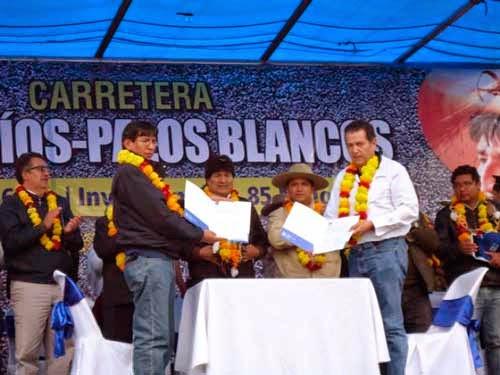 ABC y Ceinsa firman contrato para consolidar la integración al Chaco
