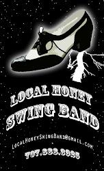 Local Honey Swing Band: Gatsby Gala