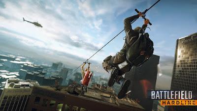 Battlefield Hardline Game Screenshot 3