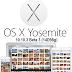 Download OS X 10.10.3 Beta 3 Yosemite Combo / Delta .DMG Files via Direct Links