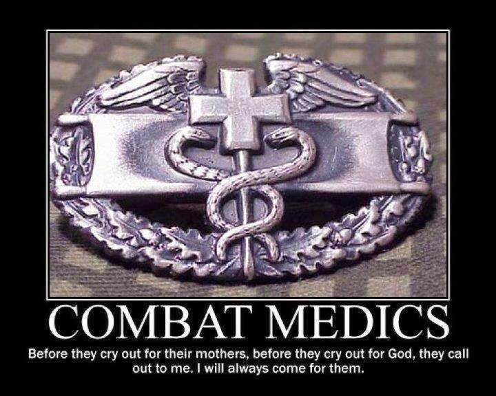 Medic Insignia