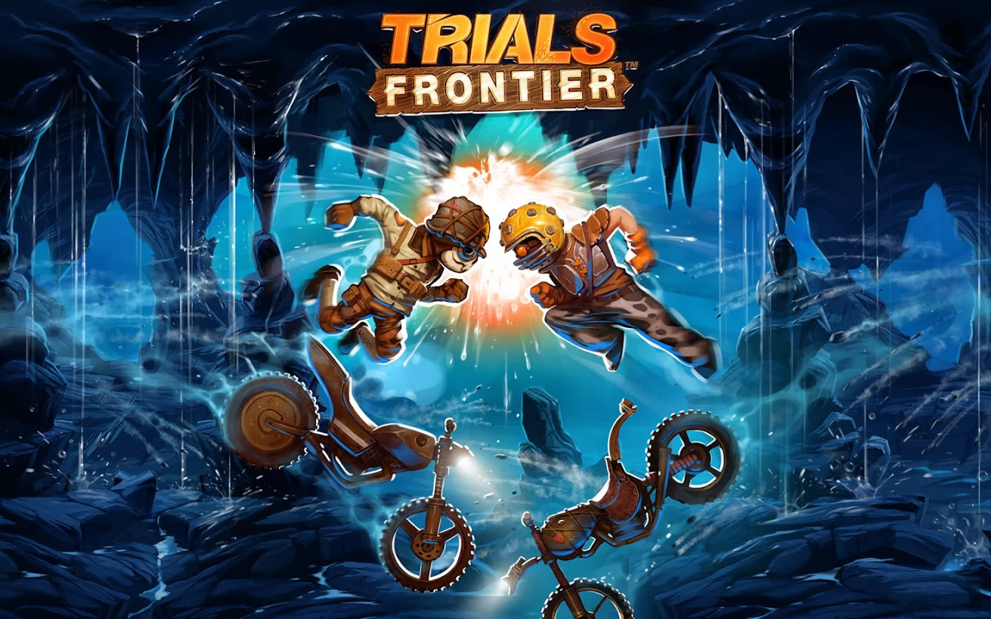 Trials Frontier v3.0.4 Mod [Unlimited Money]