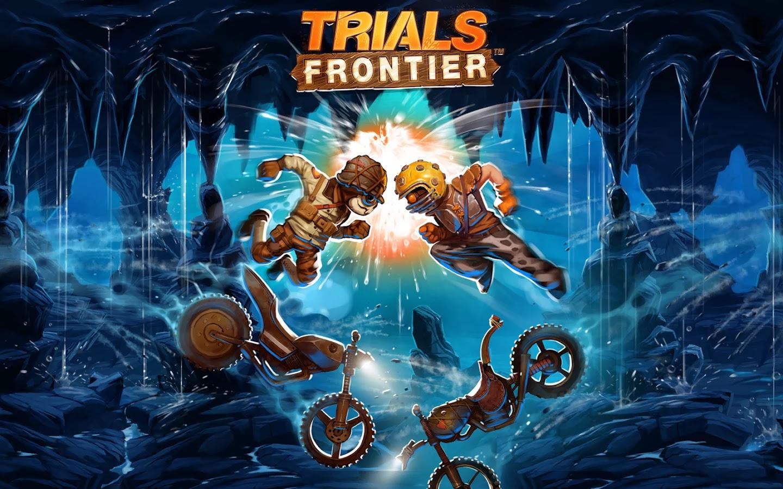 Trials Frontier v3.2.2 Mod