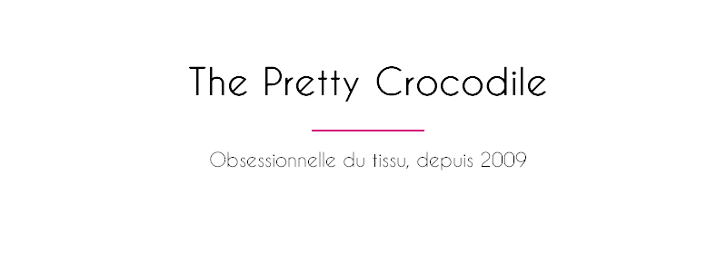 The Pretty Crocodile