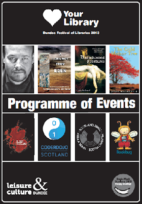 National Book Week Programme of Events in Dundee