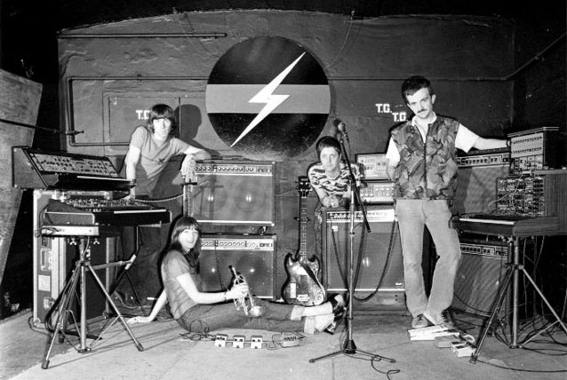 Throbbing Gristle Live At Oundle School 16th March 1980