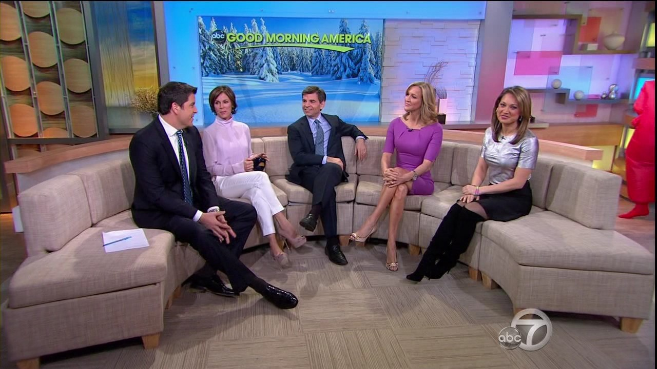 Ginger Zee Legs http://appreciationofbootednewswomen.blogspot.com/2013/01/yessssssssss-ginger-zee-in-over-knee.html