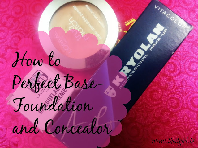 theitgirl: How to do Base Makeup