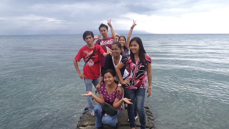 KIMAYA BEACH ( Recollection with my classmates)