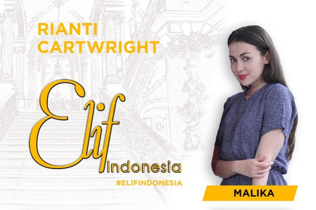 Biodata dan Foto Rianti CartWright Elif Indonesia