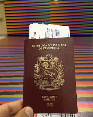 Saime - Tramites Pasaporte Venezuela