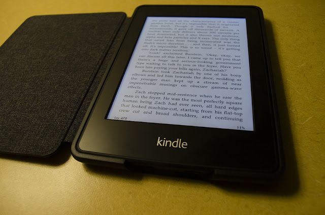 All New Kindle Reader