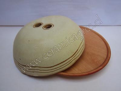 Quesera Ceramica Gres Santiago Chile